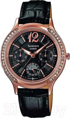 Часы женские наручные Casio SHE-3030GL-5AUER