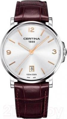 Часы мужские наручные Certina C017.410.16.037.01
