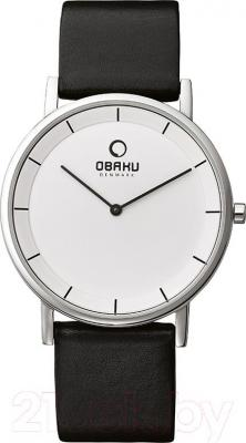 Часы мужские наручные Obaku V143GCIRB