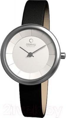 Часы женские наручные Obaku V146LXCIRBK