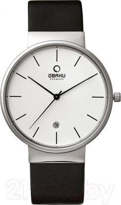Часы мужские наручные Obaku V153GDCIRB