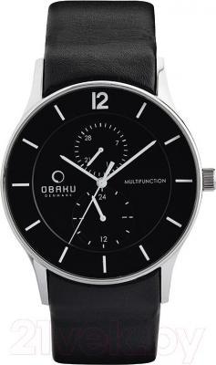 Часы мужские наручные Obaku V157GMCBRB