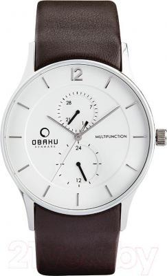 Часы мужские наручные Obaku V157GMCIRN