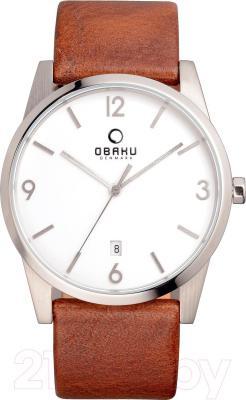 Часы мужские наручные Obaku V169GDCIRN