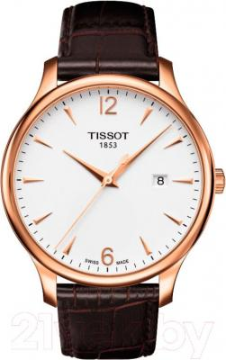 Часы мужские наручные Tissot T063.610.36.037.00