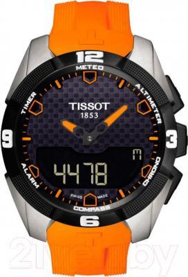 Часы мужские наручные Tissot T091.420.47.051.01