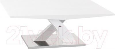 Журнальный столик Signal Raul B (белый лак)