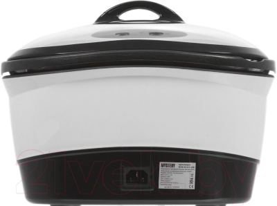 Мультиварка Mystery MCM-5014 (белый) - вид сзади