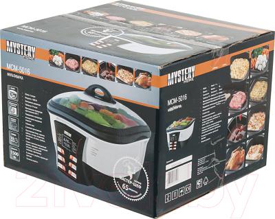 Мультиварка Mystery MCM-5016 (белый) - коробка