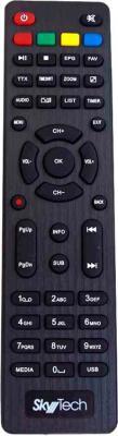 Тюнер цифрового телевидения Skytech 178D DVB-T2 - пульт