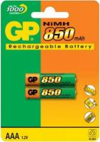 Аккумуляторы AAA GP Batteries 85AAAHC-2UEC2 2BP -