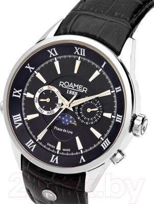 Часы мужские наручные Roamer 508821 41 53 05