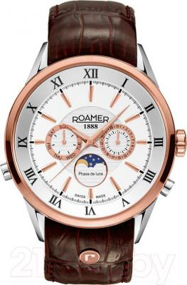 Часы мужские наручные Roamer 508821 49 13 05
