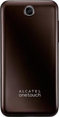 Мобильный телефон Alcatel One Touch 2012D (шоколад)
