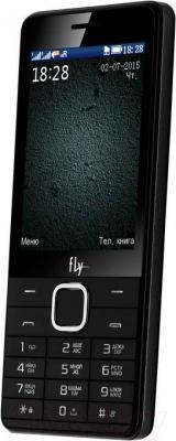 Мобильный телефон Fly FF301 (черный)