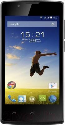 Смартфон Fly FS401 Stratus 1 (черный)