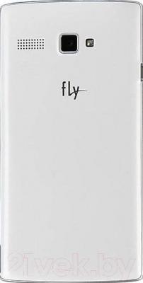 Смартфон Fly FS401 Stratus 1 (белый)