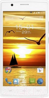 Смартфон Fly Nimbus 3 FS501 (белый)
