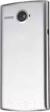 Смартфон Fly FS501 Nimbus 3 (серебристый)