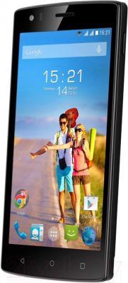 Смартфон Fly FS502 Cirrus 1 (черный)