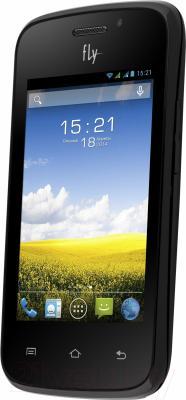 Смартфон Fly IQ239+ (черный)