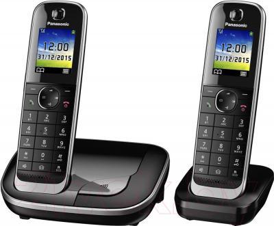 Беспроводной телефон Panasonic KX-TGJ312RUB