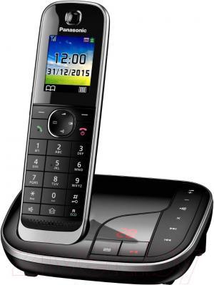 Беспроводной телефон Panasonic KX-TGJ320RUB