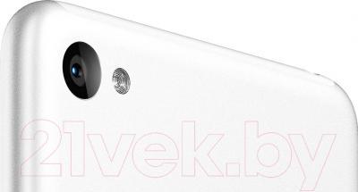 Смартфон Lenovo S90-A (платиновый)