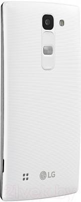 Смартфон LG H422 Spirit (бело-золотой)