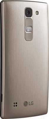 Смартфон LG H422 Spirit (бело-золотой) - сменная панель