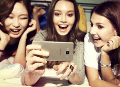 Смартфон Samsung Galaxy A3/ A300F (черный)
