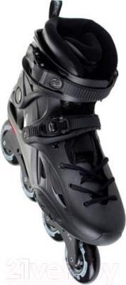 Роликовые коньки Powerslide Imperial Black 908027 (размер 41)