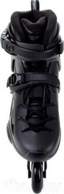 Роликовые коньки Powerslide Imperial Black 908027 (размер 41) - вид спереди