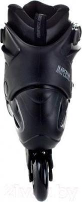 Роликовые коньки Powerslide Imperial Black 908027 (размер 41) - вид сзади