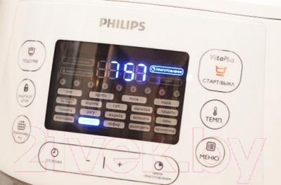Мультиварка Philips HD4731/03 - панель