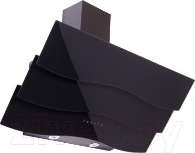 Вытяжка декоративная Dach Migros 90 (черный)