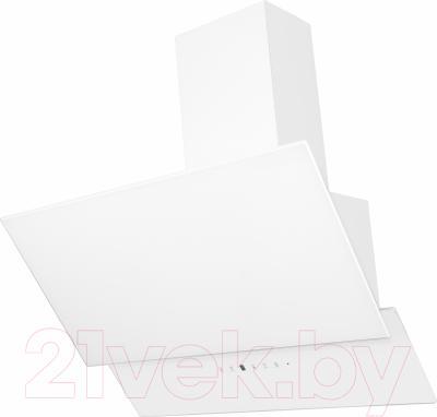 Вытяжка декоративная Dach Nubia 60 (белый)
