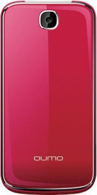 Мобильный телефон Qumo Push 246 (красный)