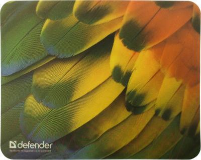 Коврик для мыши Defender Sticker 50405 - общий вид (расцветку товара уточняйте при заказе)