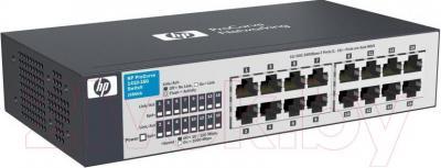 Коммутатор HP 1410-16G (J9560A) - общий вид