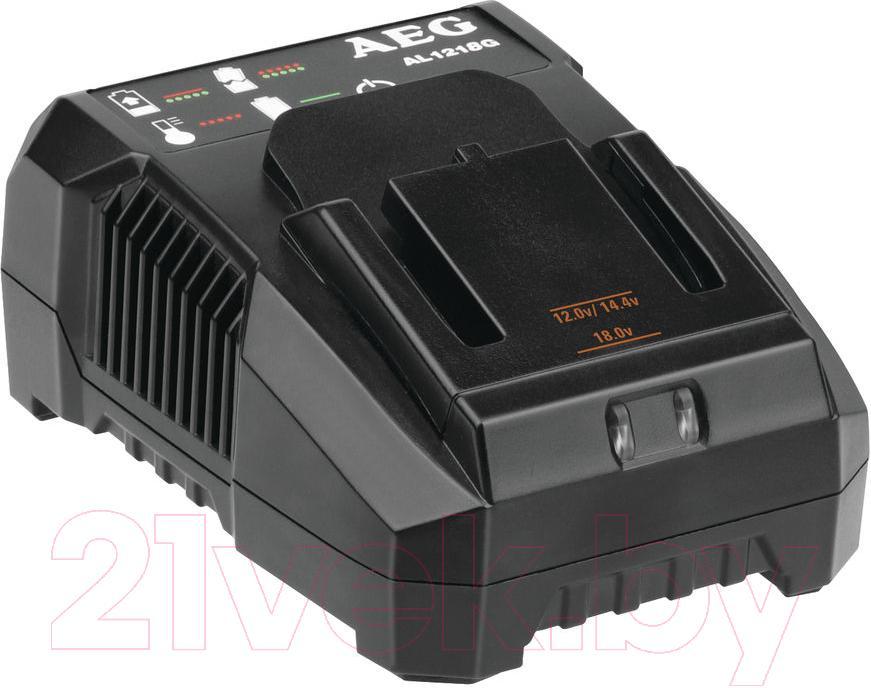Фотография товара Зарядное устройство для электроинструмента AEG Powertools