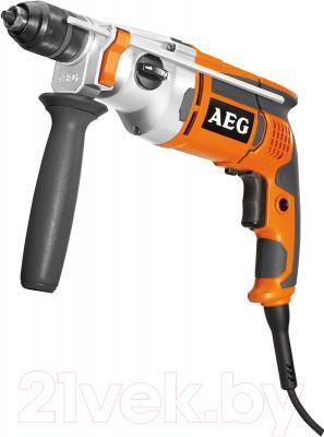Профессиональная дрель AEG Powertools SB 20-2 E (4935411000) - общий вид