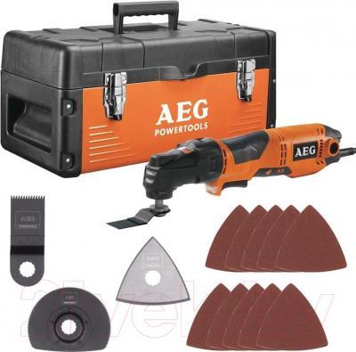 Профессиональный мульти-инструмент AEG Powertools OMNI 300 KIT5 (4935447865) - комплектация
