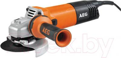 Профессиональная болгарка AEG Powertools WS 11-125 D-SET (4935419495) - общий вид