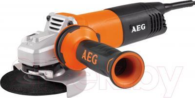 Профессиональная болгарка AEG Powertools WS 12-125 XE KIT (4935419505) - общий вид