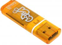Usb flash накопитель SmartBuy Glossy Orange 32GB (SB32GBGS-Or) -