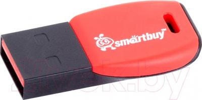 Usb flash накопитель SmartBuy Cobra 16Gb Black (SB16GBCR-K)