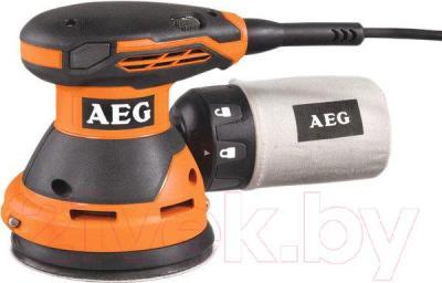 Профессиональная эксцентриковая шлифмашина AEG Powertools EX 125 ES (4935416100) - общий вид