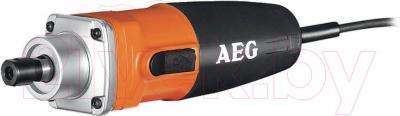 Профессиональная прямая шлифмашина AEG Powertools GS500E (4935412985) - общий вид