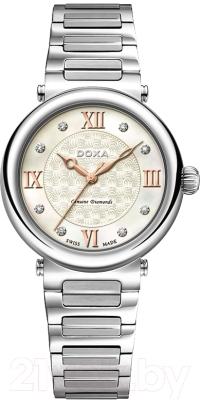 Часы женские наручные Doxa 460.15.052.10 (с бриллиантами)